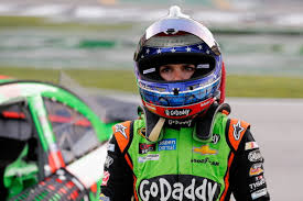Danica Patrick and the Go Daddy Car