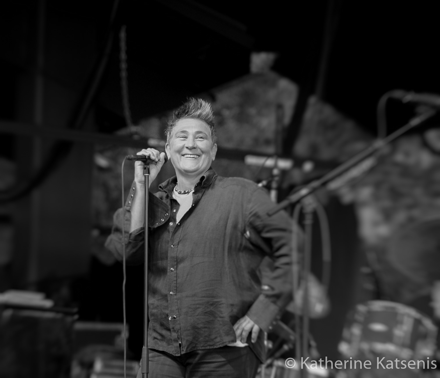 k.d. lang at Salt Lake City, Utah